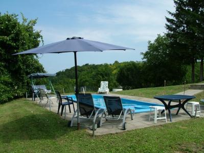Luxe vakantiehuis te huur met privé zwembad en Wi-Fi
