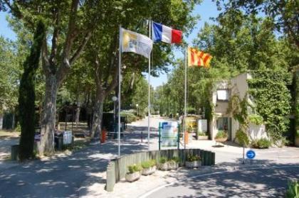 Betaalbare camping in de Provence tussen Alpilles en Luberon