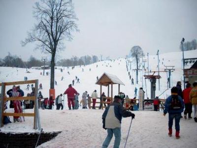 Luxe bungalow bij skiliften Reuzengebergte Tsjechie 2-7pers.