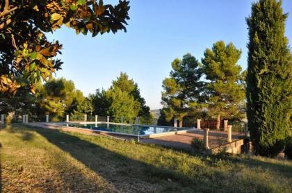 Appartementen op Villa Fonti, Le Marche