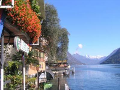 Huur een mooi chalet aan het meer van Lugano