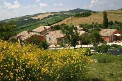 Country House Ca'Palazzo Le Marche Italy