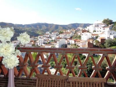 Vakantievilla met zwembad in Andalusie Zuid Spanje bij Malaga