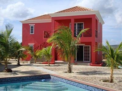Villa Kokolishi Topfloor - Perla Boneriano Bonaire