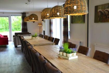 Nieuw luxe groepsaccommodaties te huur