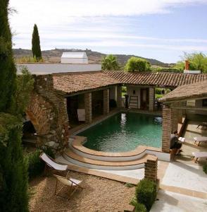 Monte Saraz - een oase van rust