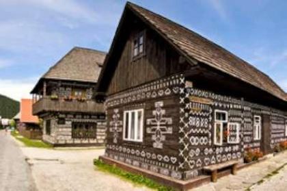 Prachtig vakantiehuis in Nat. Park v. Slowakije.