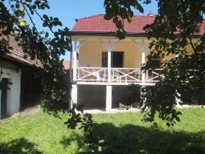 Prachtig vakantiehuis in Nat. Park Midden-Europa.