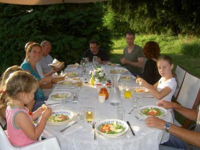 Sans Parure, B&B, vakantiehuisjes en boerencamping