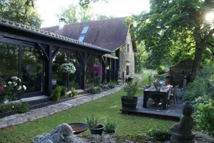 Domaine Alegria, Comfortabel huis in de Lot