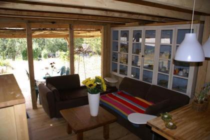 La Pépitelle, Chalet/Luxe Yurt in de Causse du Qercy