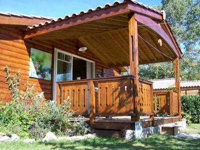 Luxe chalet te huur in rustige omgeving