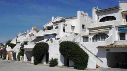 charmante plek in Moraira Costa Blanca Spanje