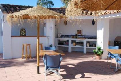 Gezellig logeren in Andalusië