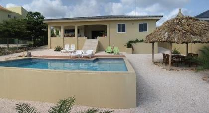 Andrews-Lodge Curacao luxe vakantiewoning