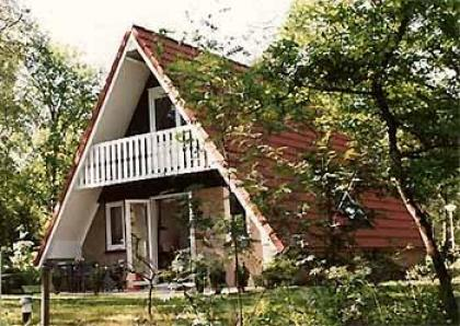 Rust, ruimte en privacy in bungalow Motief