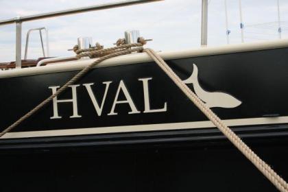 Zeilen doe je met HVAL zeiltochten