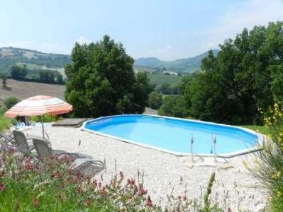 Le Marche Italie, 4 prachtige appartementen en zwembad