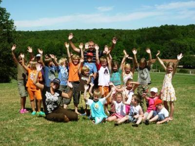 Mooie kleine camping, veel faciliteiten, zoover award 2010