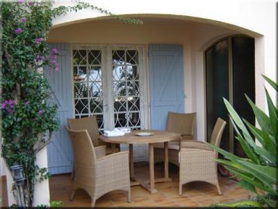 vakantiewoning cote-d'azur  met zeezicht