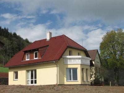 Luxe vakantiehuis met schitterend uitzicht in Zacler