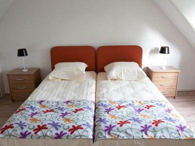 2 luxe vakantiewoningen voor 6 -8  personen.