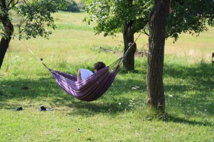 De Waard huurtent op paradijsje in Zuid Slowakije