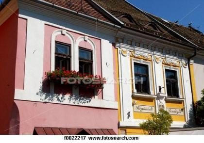 Donauhouse in de Donauvallei