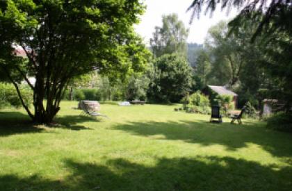 Vrijstaand vakantiehuis MET ZWEMBAD in zuid bohemen (5 personen)