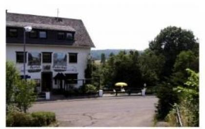 Hotel-Pension Hubertus in het Westerwald