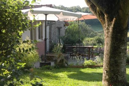 B&B Chambres d'hote, Gastenkamers Au Chabrol Auvergne zwembad