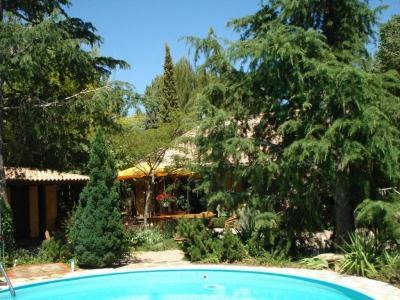 Luxe vakantiehuis met Zwembad en veel privacy in Zuid-Frankrijk.