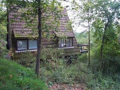 Bungalow te huur in de Ardennen  [ Durbuy ]