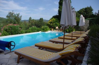 Chambres d'hôtes la Colline in de Provence