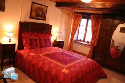 Chambres d'hôtes en mini camping Domaine de la Libaudié