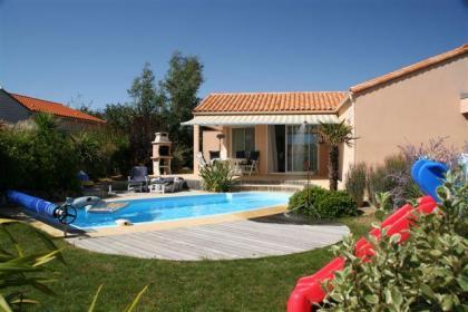 Luxe vakantievilla in Vendée met privé zwembad