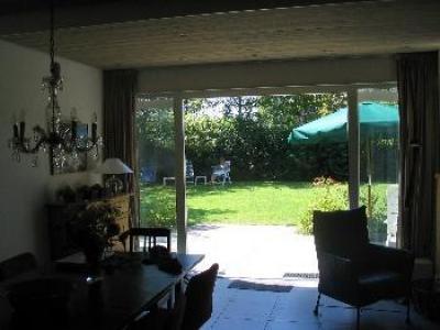 CADZAND th luxe 6p vak.huis, grote tuin, 5 min lopen vh strand