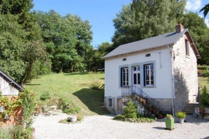 Vrijstaande vakantiewoning Natuurpark Morvan Bourgondïe Frankrijk