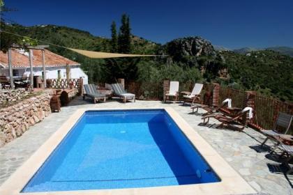 La Casa del Molinero - Comares - Spanje