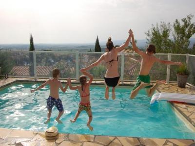 Lux vakantievilla met zwembad in Zuid Frankrijk