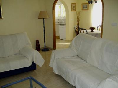 Ruime vrijstaande villa met véél privacy - Zuidoost Spanje