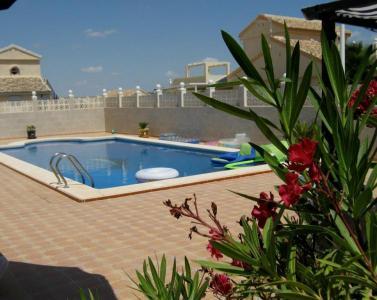 Supervakantievilla met zwembad  en met privacy - Spanje