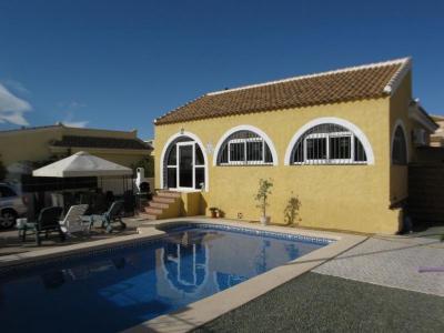 8 -persoons vakantiehuis a/d costa Calida - Spanje