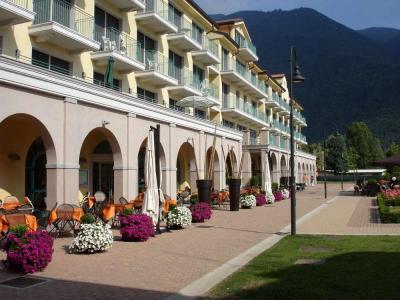 Schitterende chalets te huur aan het meer van Lugano te Italië
