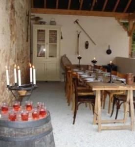 Le Marronnier, de ideale plek voor rust