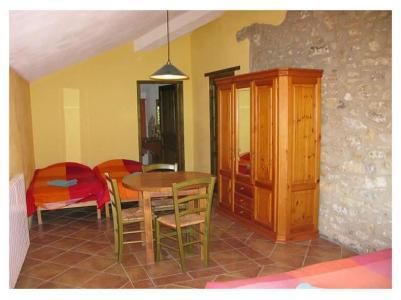 Bed en breakfast oppracht lokatie nabij Besalu (Catalonie)