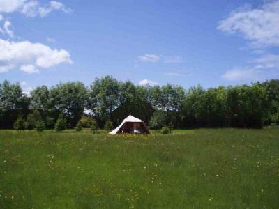Camping Le Domaine Vert : Voor de (volwassen) RUSTZOEKER