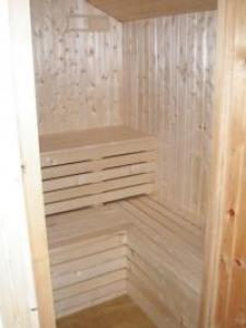Chalet met Sauna