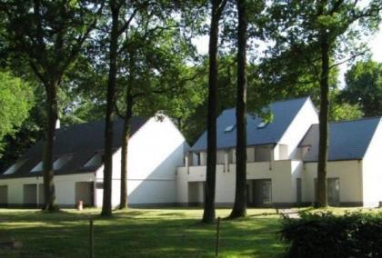Vakantiehuisje op familiepark HENGELHOEF Belgisch Limburg
