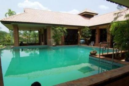 Kinkala Luxe Tuinappartement (gezamelijk zwembad), Chiang Mai, Thailand